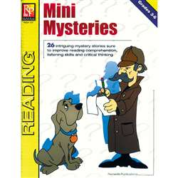 Mini Mysteries By Remedia Publications