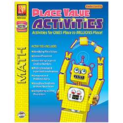Place Value Activity Book By Remedia Publications