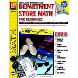 Dept Math For Beginners By Remedia Publications