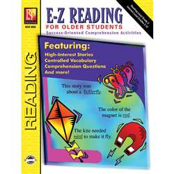 E-Z Reading For Older Students By Remedia Publications
