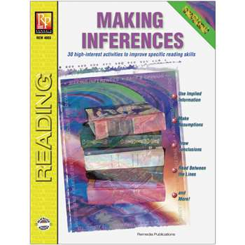 Specific Reading Skills Making Inferences By Remedia Publications