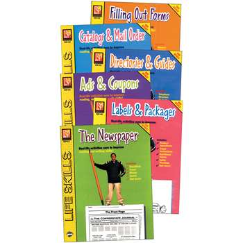 Practical Practice 6-Set Books Reading Series By Remedia Publications