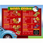 Drive Thru Menu Math 6Pk Extra Menus Gr 3-6 By Remedia Publications