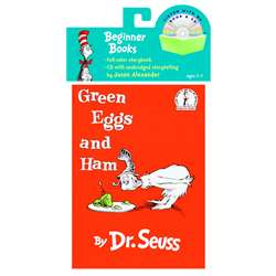 Carry Along Book & Cd Green Eggs & Ham By Random House