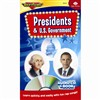 Presidents & Us Government Cd/Bk By Rock N Learn