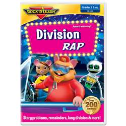 Division Rad On Dvd By Rock N Learn