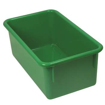 Stowaway No Lid Green By Romanoff Products