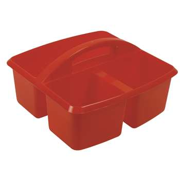 Small Utility Caddy Red By Romanoff Products