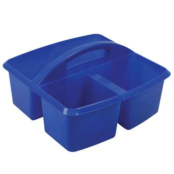 Small Utility Caddy Blue By Romanoff Products
