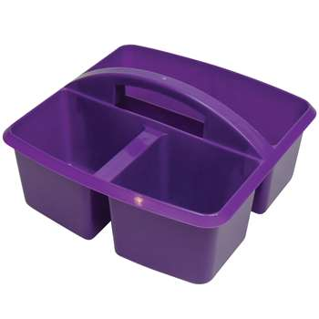 Small Utility Caddy Purple By Romanoff Products