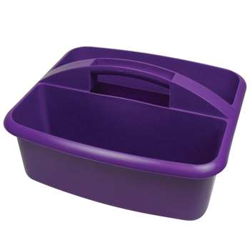 Large Utility Caddy Purple By Romanoff Products