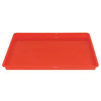 Creativitray Fingerpaint Tray Red, ROM36902