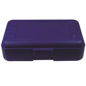 Pencil Box Blue By Romanoff Products
