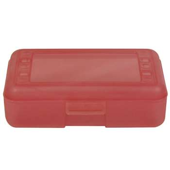 Pencil Box Strawberry By Romanoff Products