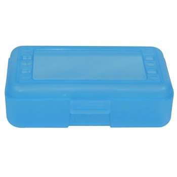 Pencil Box Blueberry By Romanoff Products