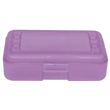 Pencil Box Grape By Romanoff Products