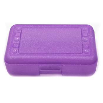 Pencil Box Purple Sparkle, ROM60286