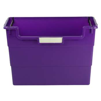 Desktop Organizer Purple, ROM77606