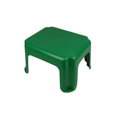 Jr Step Stool Green 12.25X10.25X7 By Romanoff Products