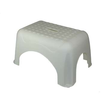 Step Stool White 17.5X12.25X9.25 By Romanoff Products