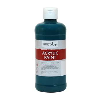 Acrylic Paint 16 Oz Phthalo Green, RPC101050