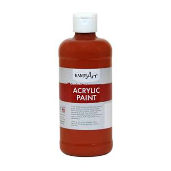 Acrylic Paint 16 Oz Venetian Red, RPC101080