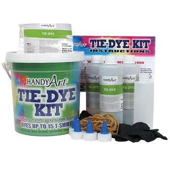 Handy Art Tie Dye Kit By Rock Paint / Handy Art