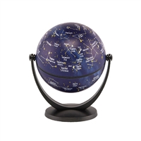 Swivel & Title 4 Mini Globe Stars, RWPSN891077