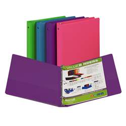 Fashion Color Binder 1In Capacity By Samsill