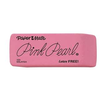 Eraser Pink Pearl Small 1 Ea, SAN70525