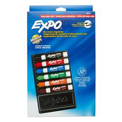 Expo Low Odor 6 Marker Organizers By Sanford Lp