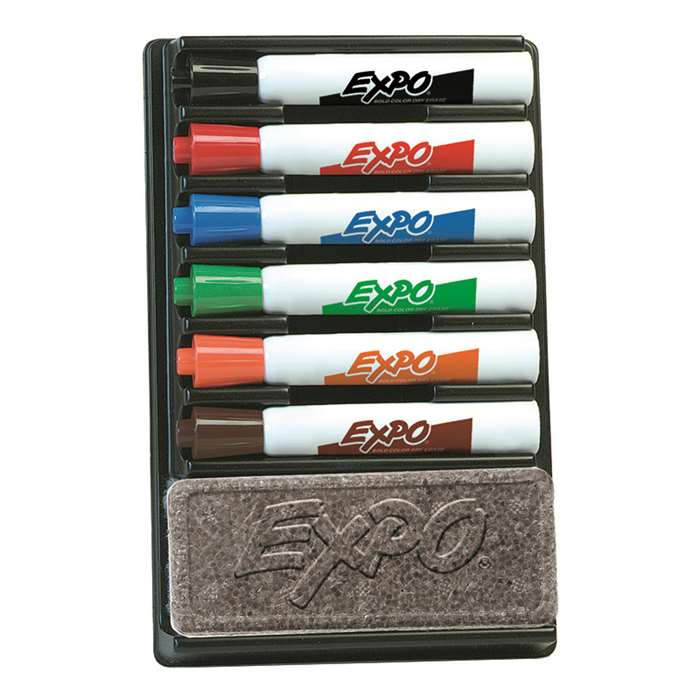 Expo Original 6 Marker Organizers By Sanford Lp