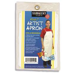 Breathable Art Apron By Sargent Art