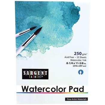 Watercolor Pad, SAR235026