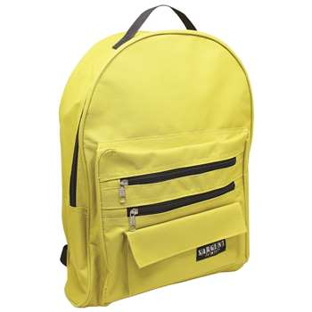 Economy Backpack Mustard/Black, SAR985017