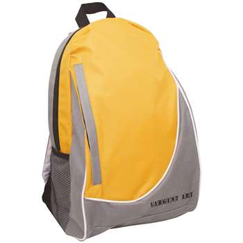 Economy Backpack 2 Tone Orange/Gray, SAR985020