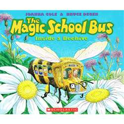 Magic School Bus Inside A Beeh By Scholastic Books Trade