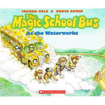 Magic School Bus At The By Scholastic Books Trade