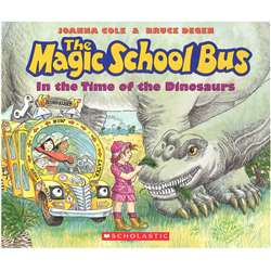 Mag.School Bus In The Time By Scholastic Books Trade