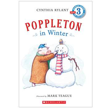 Poppleton In Winter By Scholastic Books Trade