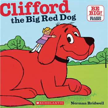 Clifford The Big Red Dog By Scholastic Books Trade