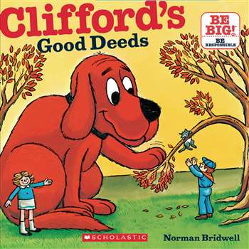 Cliffords Good Deeds By Scholastic Books Trade