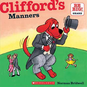 Cliffords Manners By Scholastic Books Trade