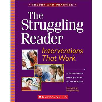 The Struggling Reader By Scholastic Books Trade