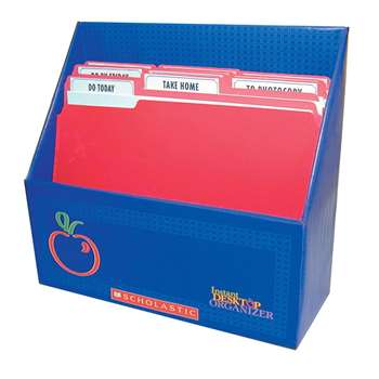 Teacher Desktop Organizer By Scholastic Books Trade