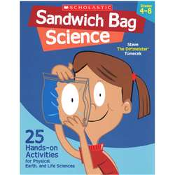 Sandwich Bag Science By Scholastic Books Trade