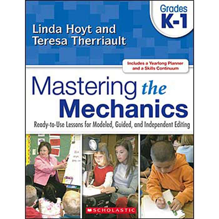 Mastering The Mechanics Gr K-1 By Scholastic Books Trade