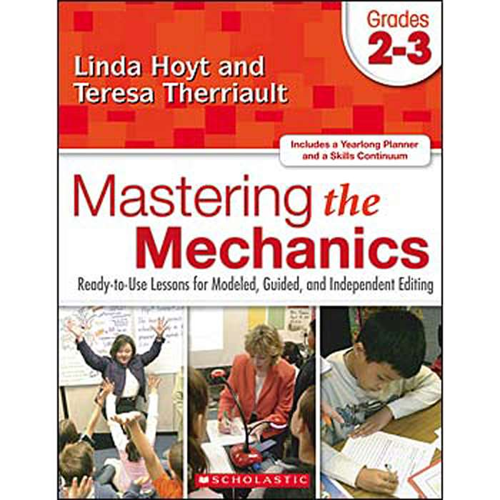 Mastering The Mechanics Gr 2-3 By Scholastic Books Trade
