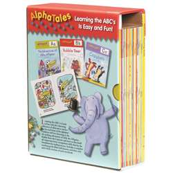 Alpha Tales Learning Library By Scholastic Books Trade