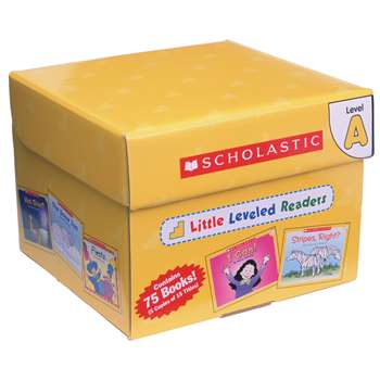 Little Level Readers Level A New By Scholastic Books Trade